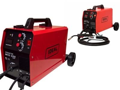 b3545e4fc50 Zváračka, príslušenstvo - ZVÁRACIA STROJ IGBT IDEAL PRAKTIK MIG 200 230V