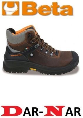 865bb929317ee Bootees BETA 7294TKK pracovná obuv od 38-48 nubuk