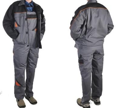 6bd70a567b Šedé pracovné odevy